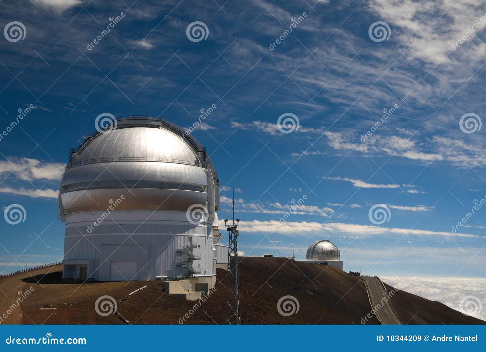 英国双子星座红外的观测所