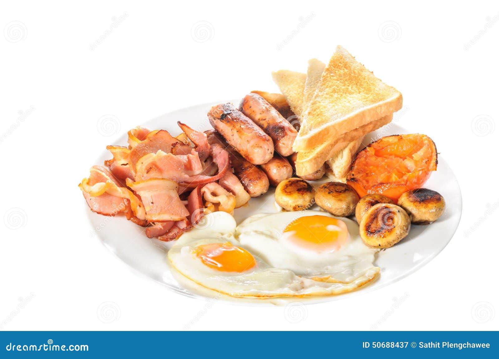 Download 英国大早餐 库存图片. 图片 包括有 猪肉, 制动手, 多士, 查出, 牌照, 调味汁, 袋子, 油煎, 香肠 - 50688437