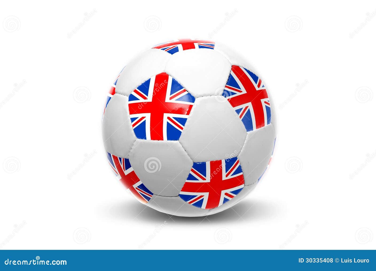 英国旗子球