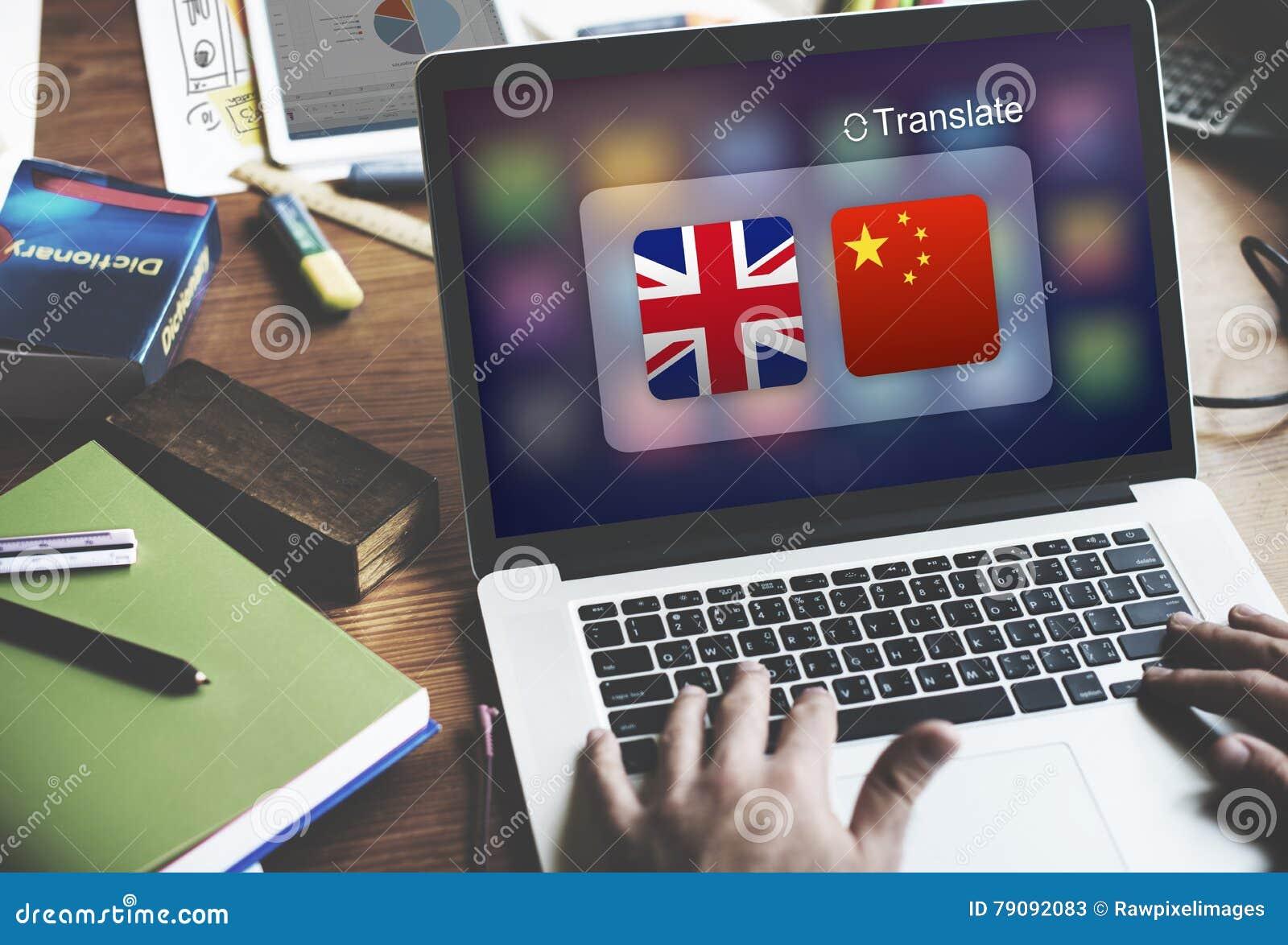 英国汉语翻译应用概念
