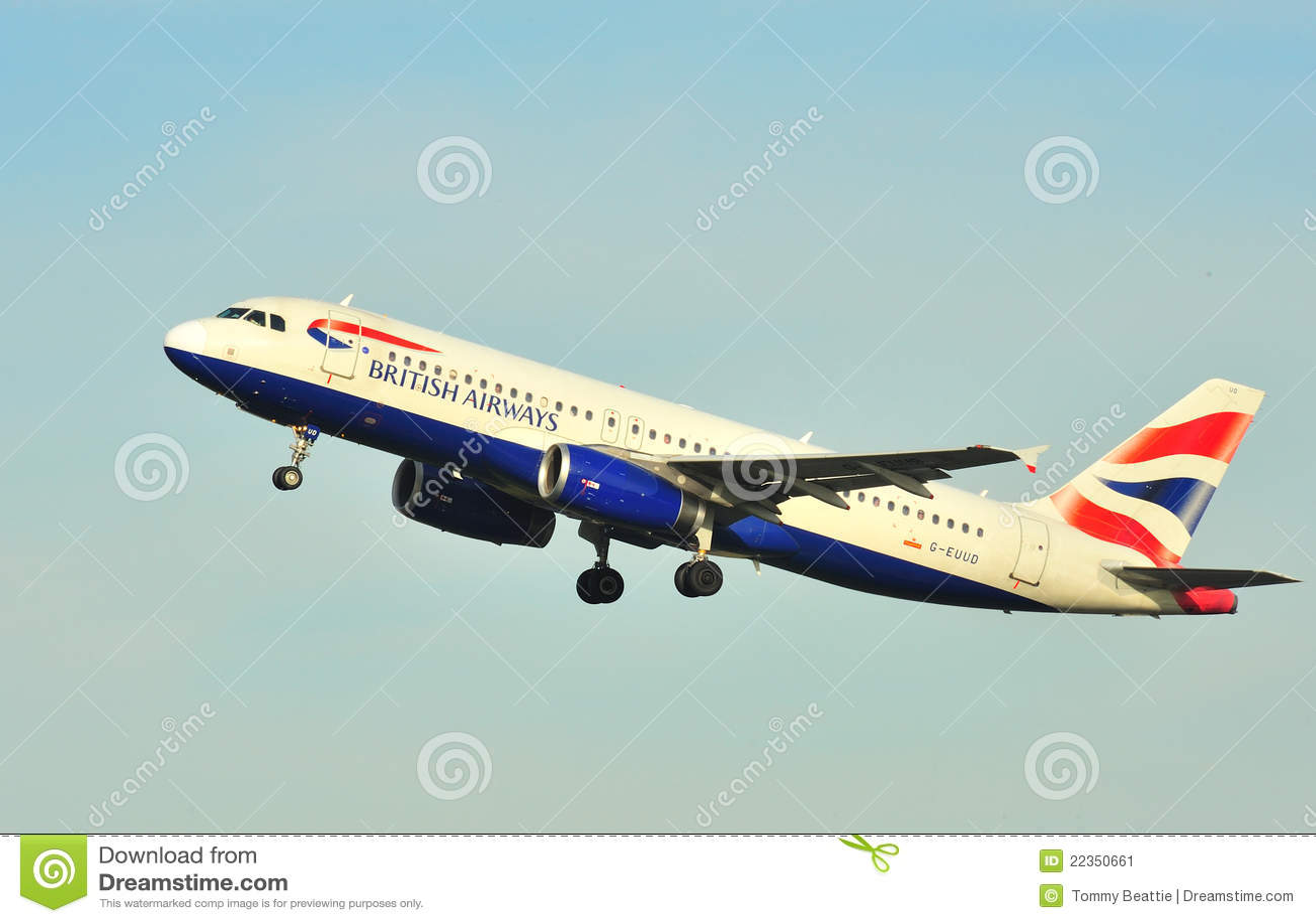 英国a320空中巴士的空中航线