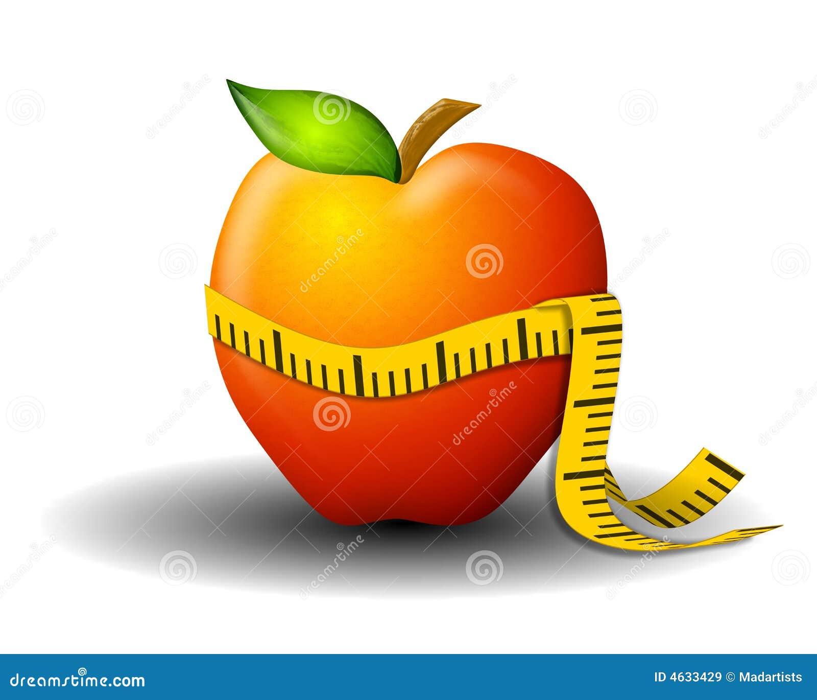 苹果损失评定的磁带重量