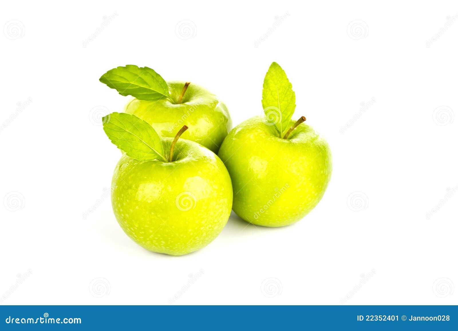 苹果新绿色