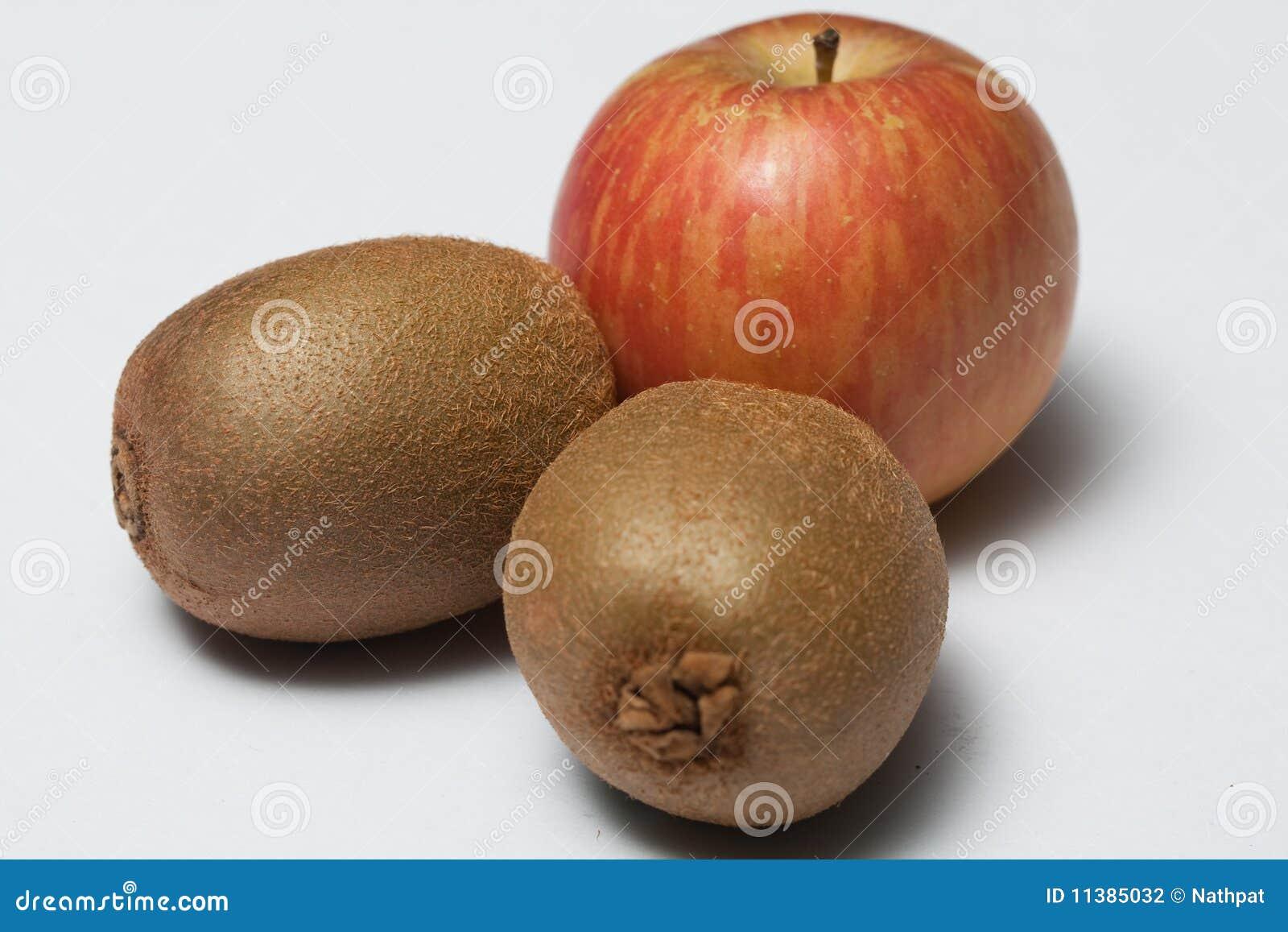 苹果果子猕猴桃一泰国二