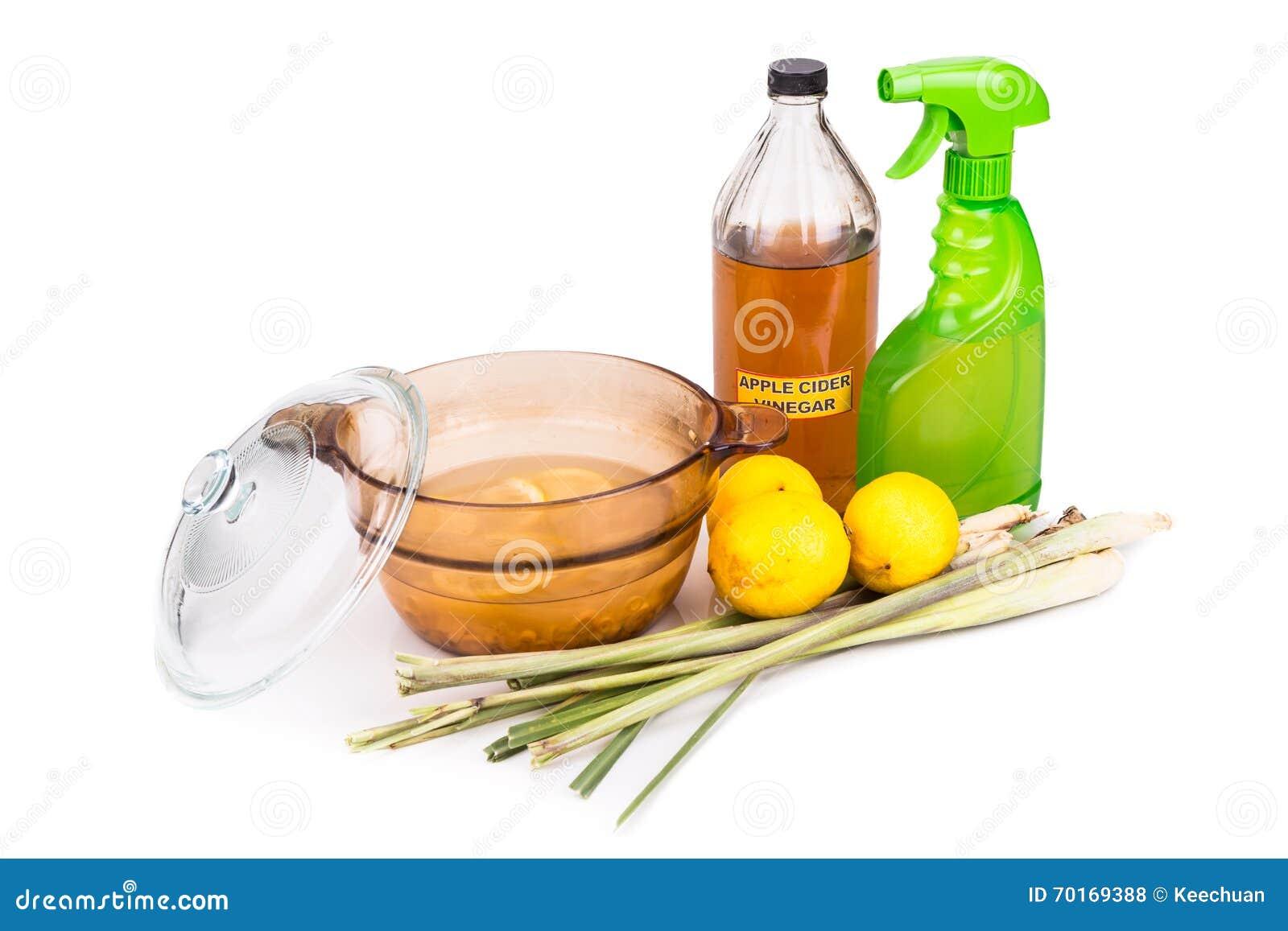苹果汁醋,柠檬,柠檬香茅有效的昆虫repelle