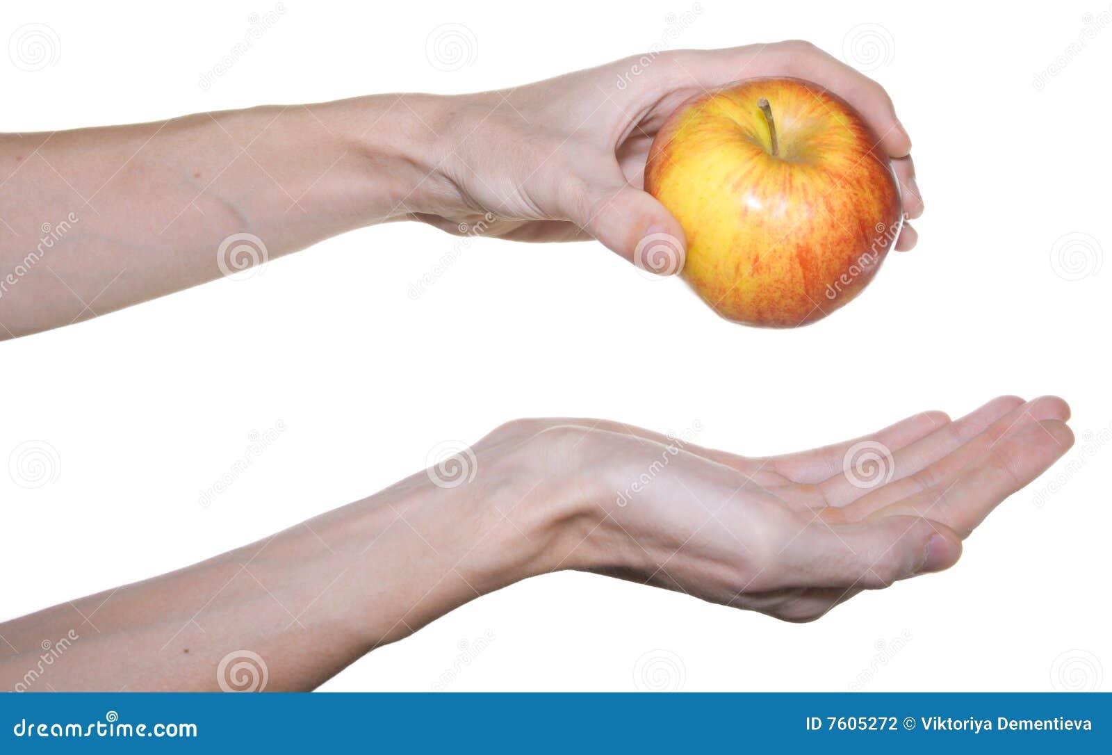 苹果现有量男性红色