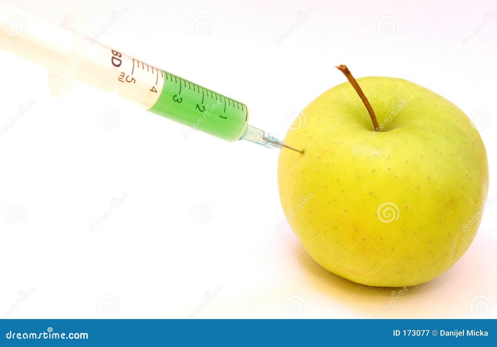 苹果gmo