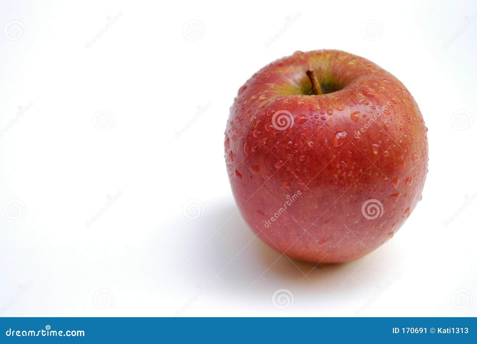 苹果ii湿