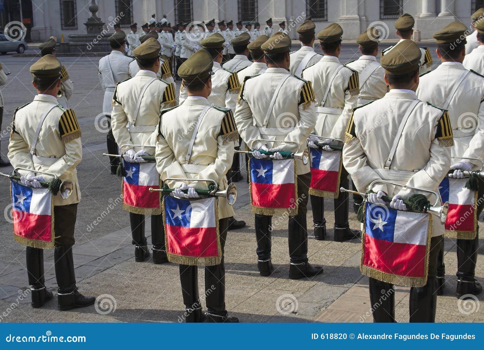 范围智利de军人圣地亚哥
