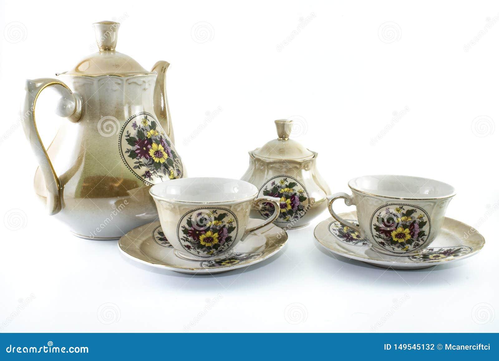茶具 东部文化样式