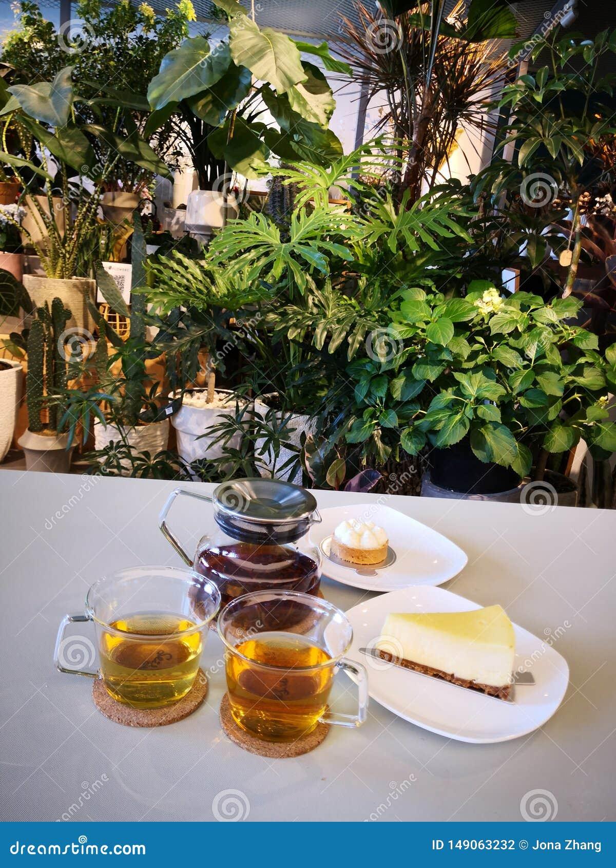 茶时间下午