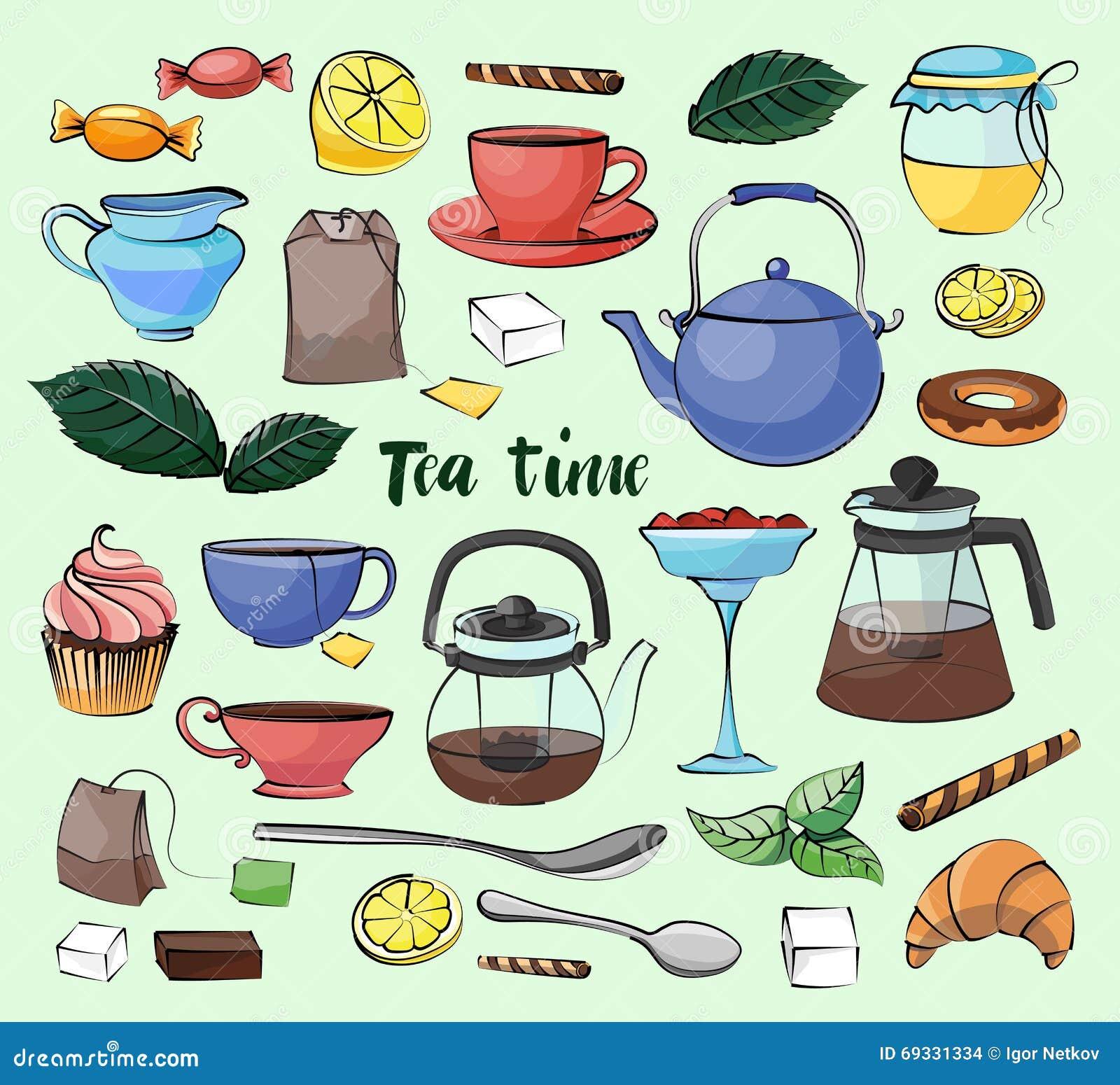 茶时间集合
