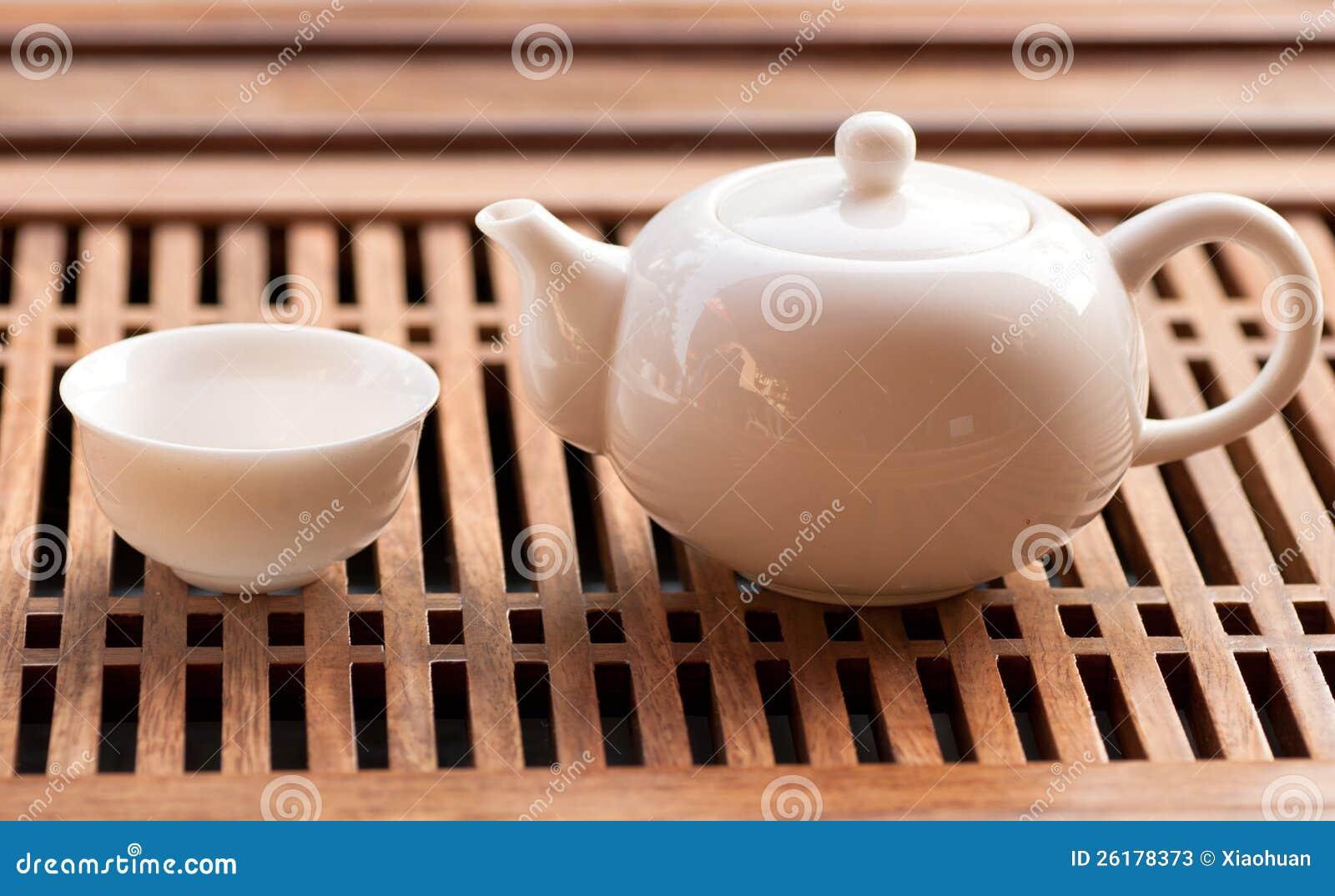 茶杯和茶壶图片