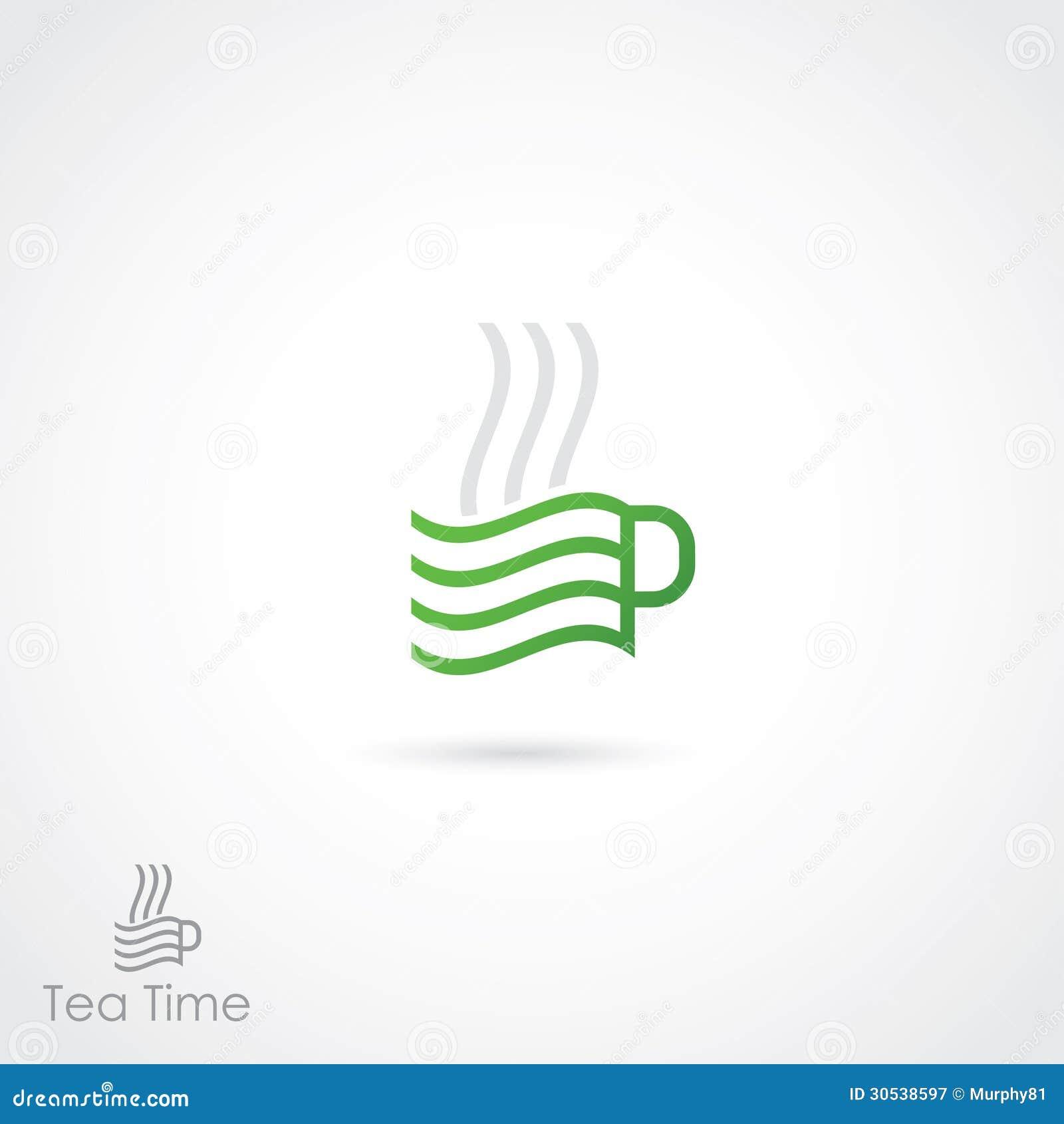 茶杯标志图片