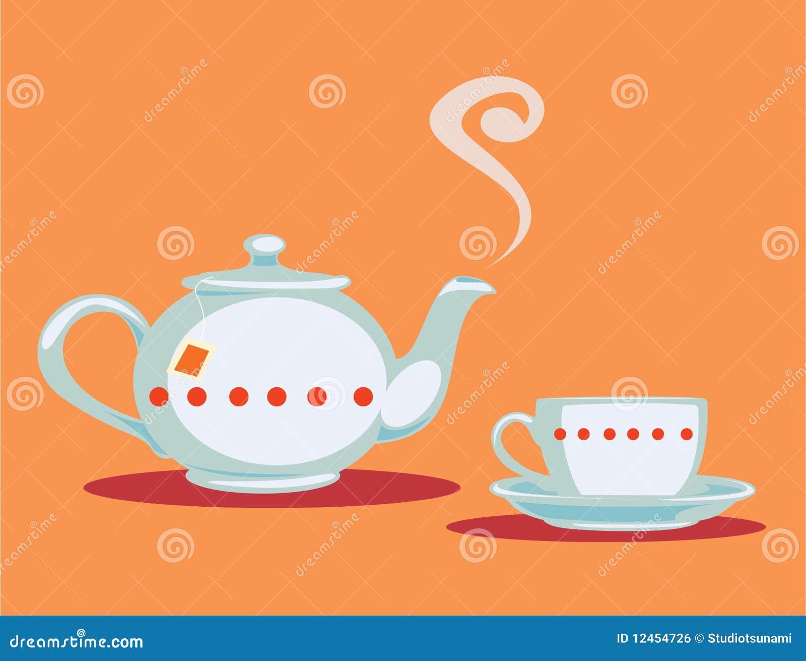 茶杯茶壶图片