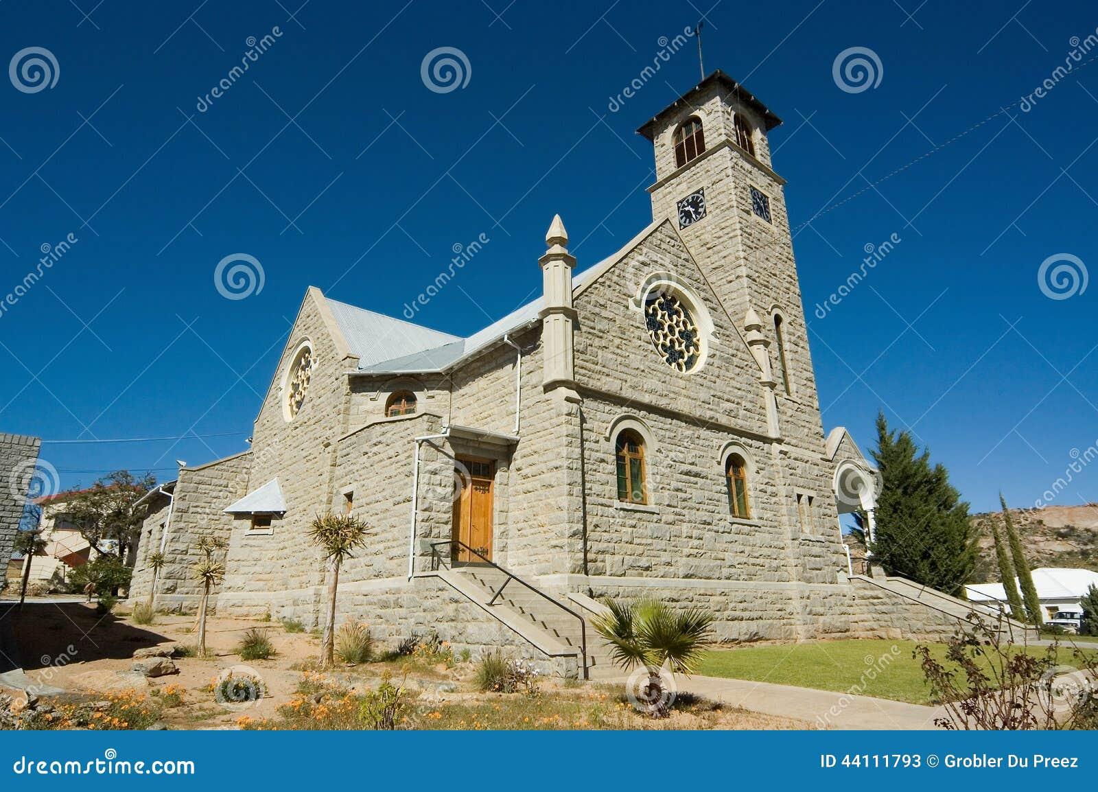 荷兰语被改革的教会Namaqualand