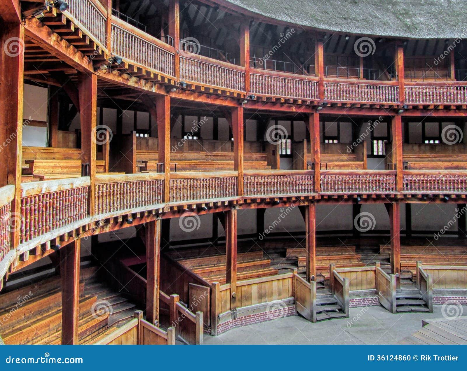 莎士比亚的地球剧院