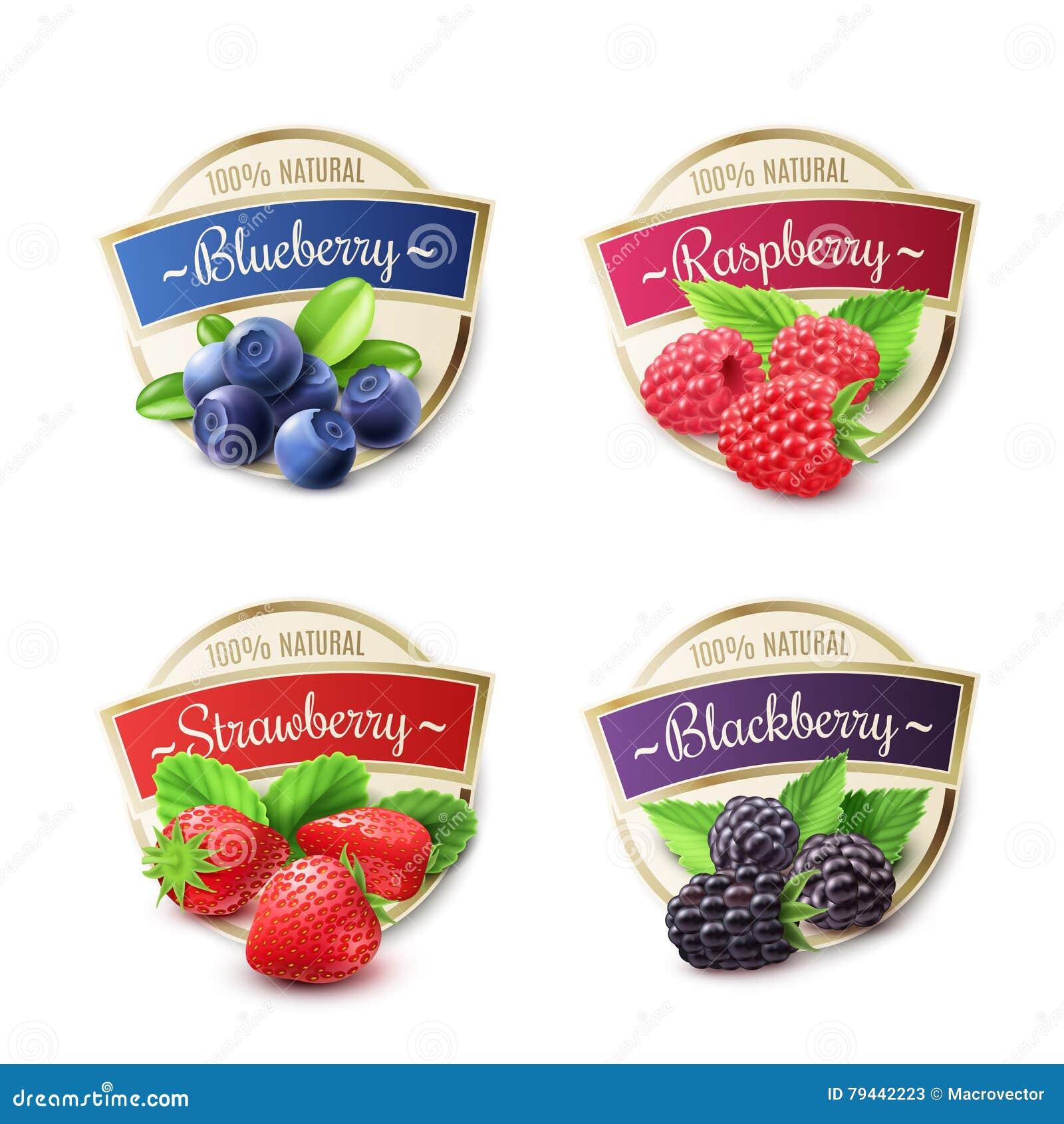 莓果标号组