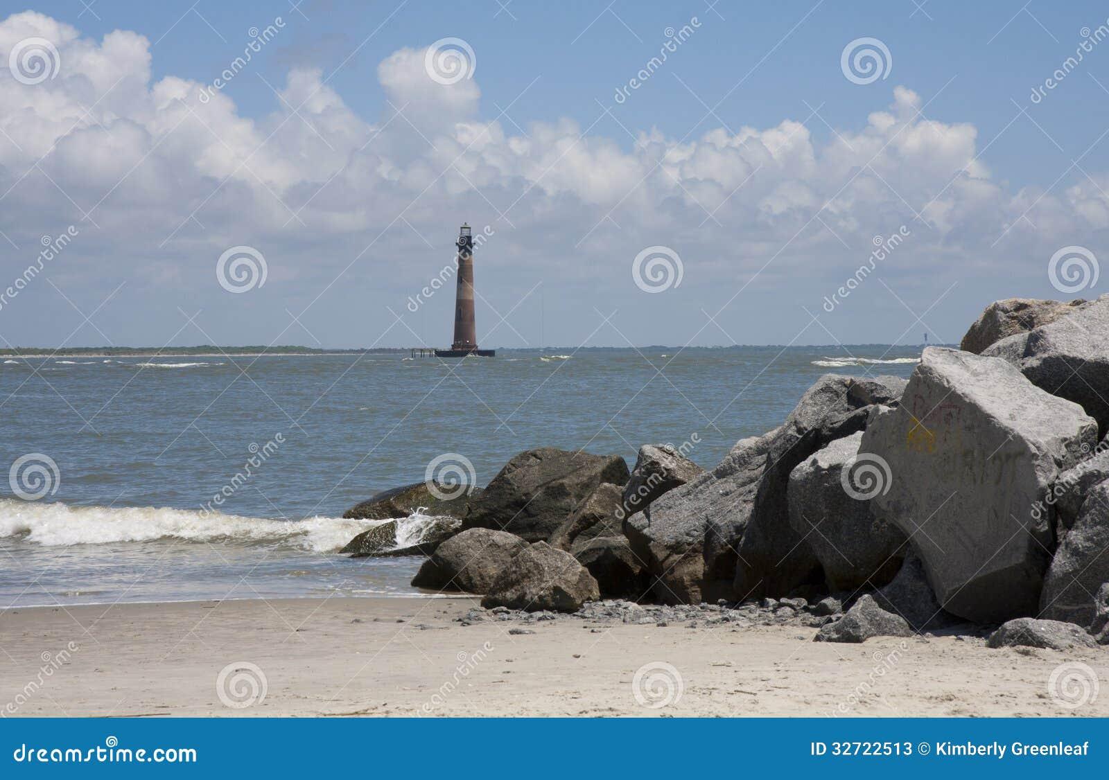 莫妮斯海岛灯塔