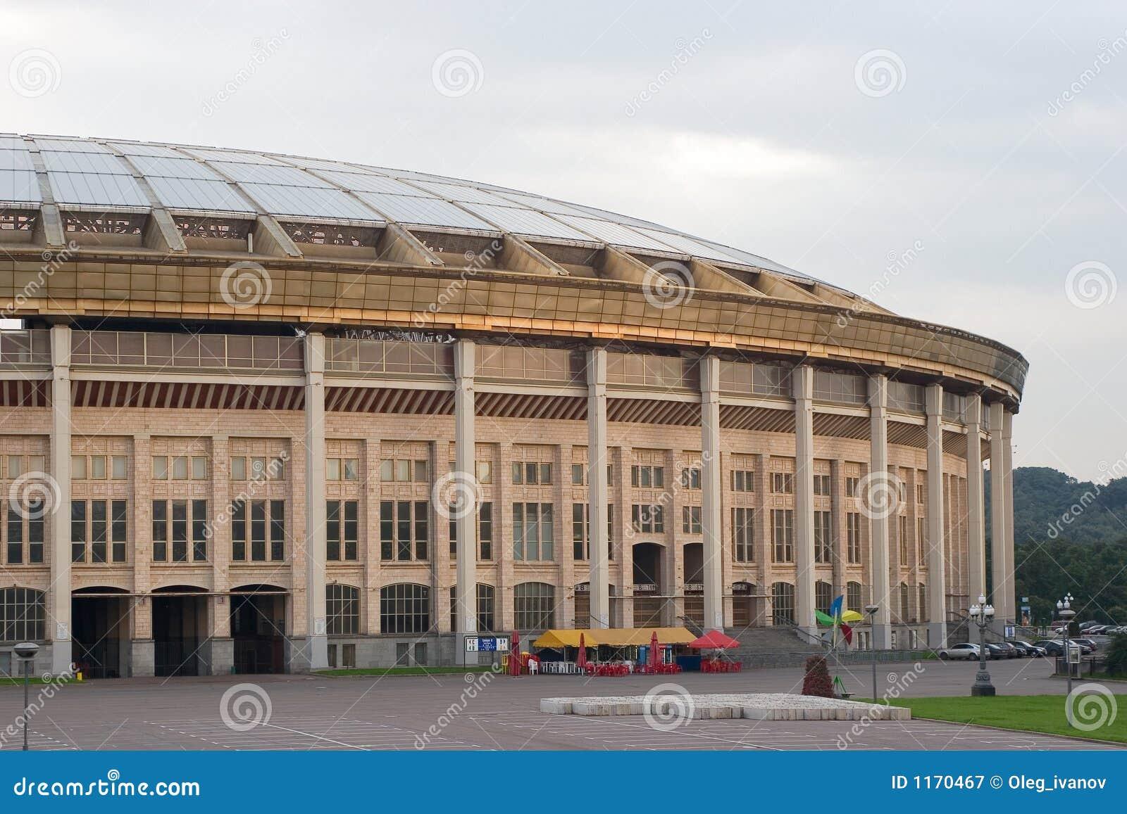 莫斯科奥林匹克体育场
