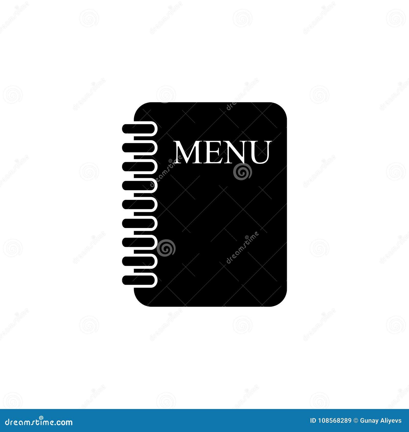 菜单卡片象 厨师,厨房元素象 优质质量图形设计 标志,概述标志网站的汇集象, w