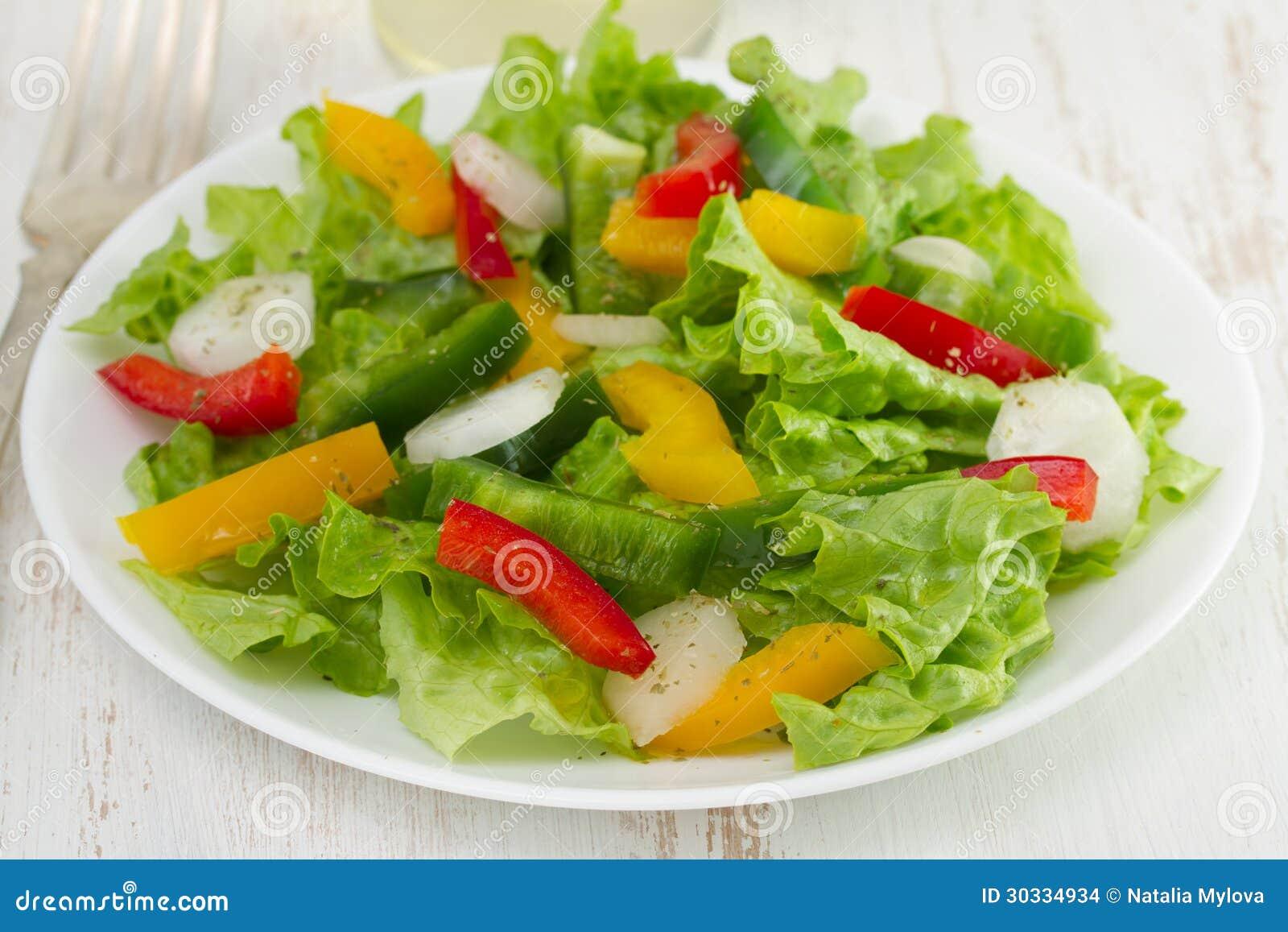菜沙拉用萝卜