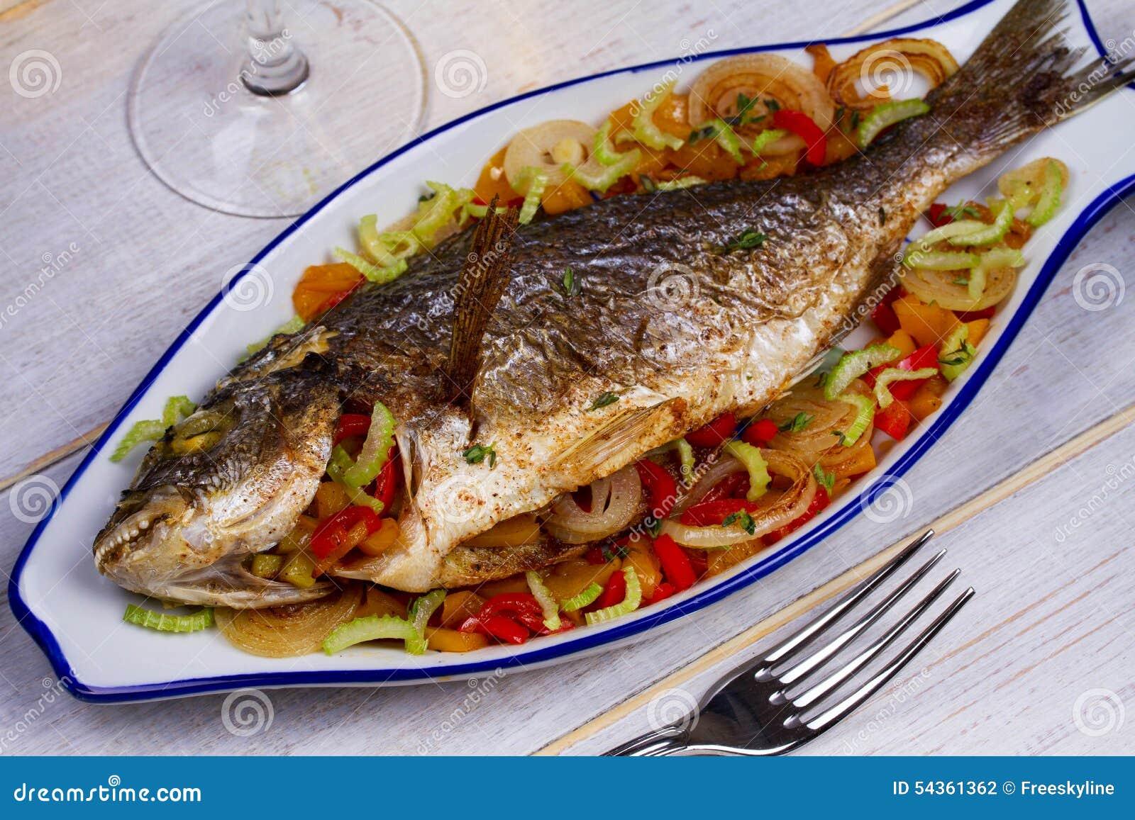 菜-被充塞的鱼