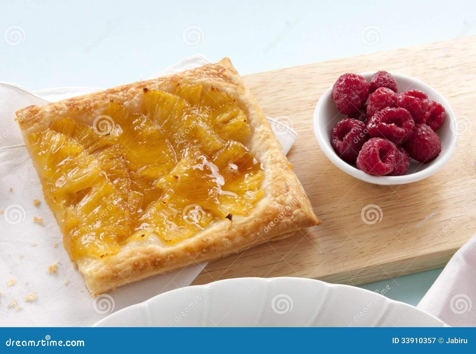 用_菠萝galette用莓