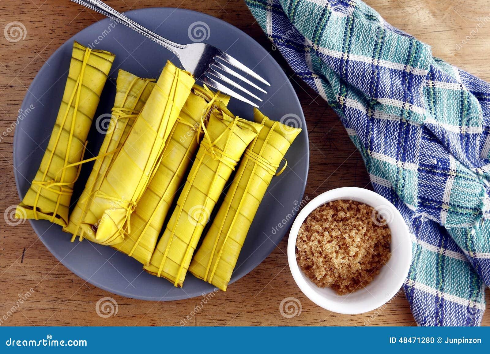 菲律宾纤巧食物或快餐