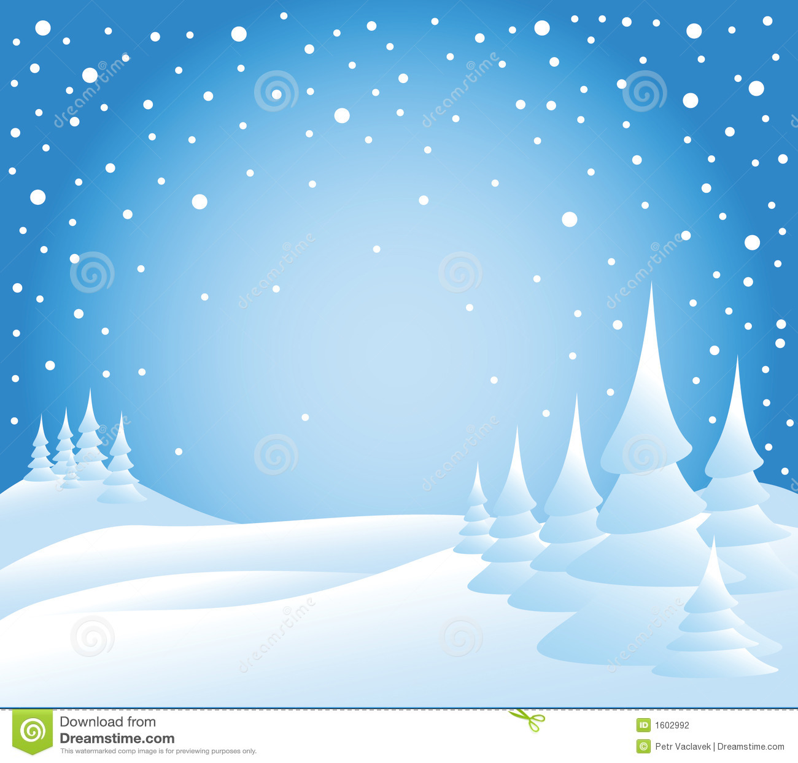 落的雪结构树