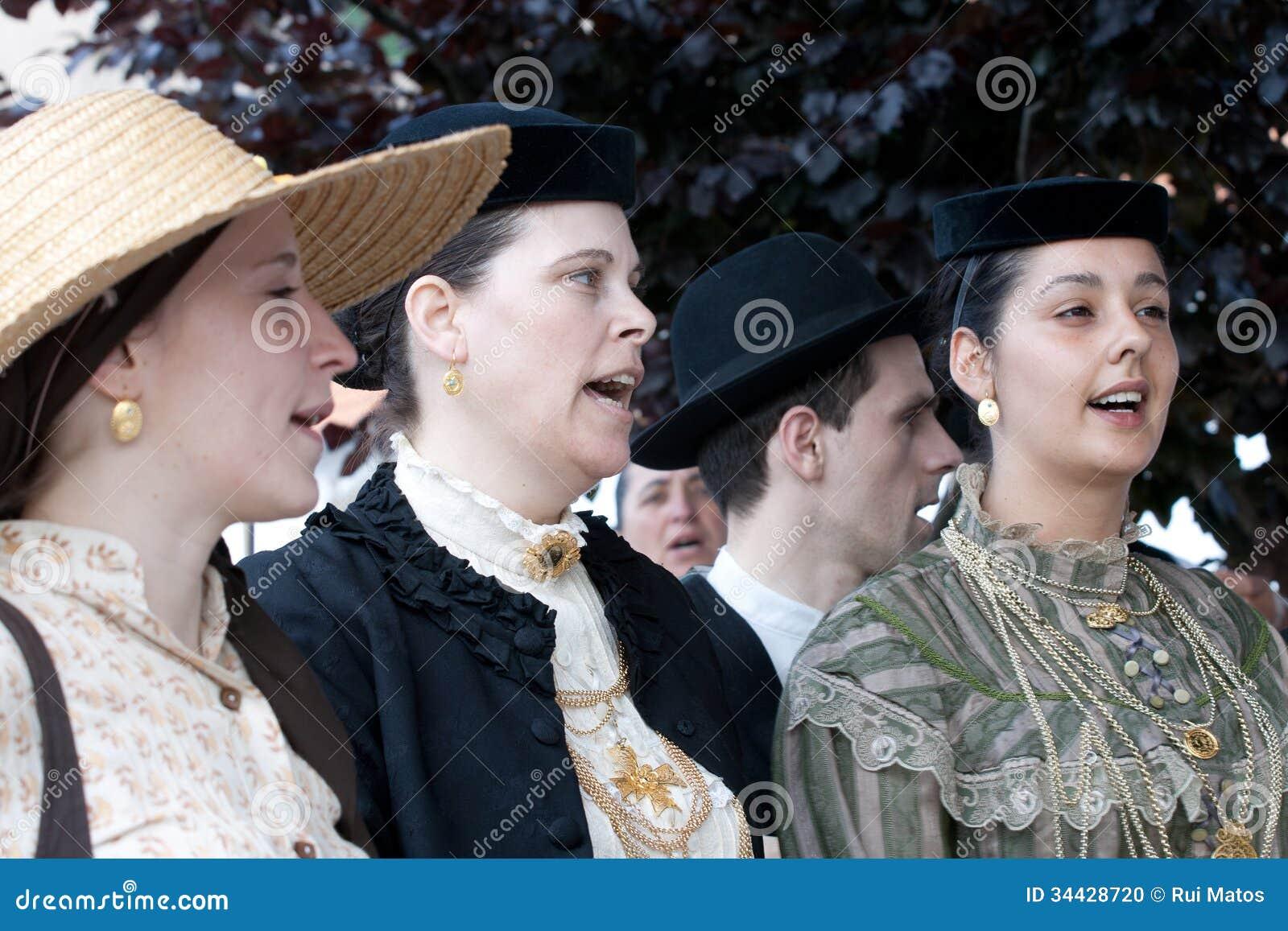葡萄牙民间传说歌手