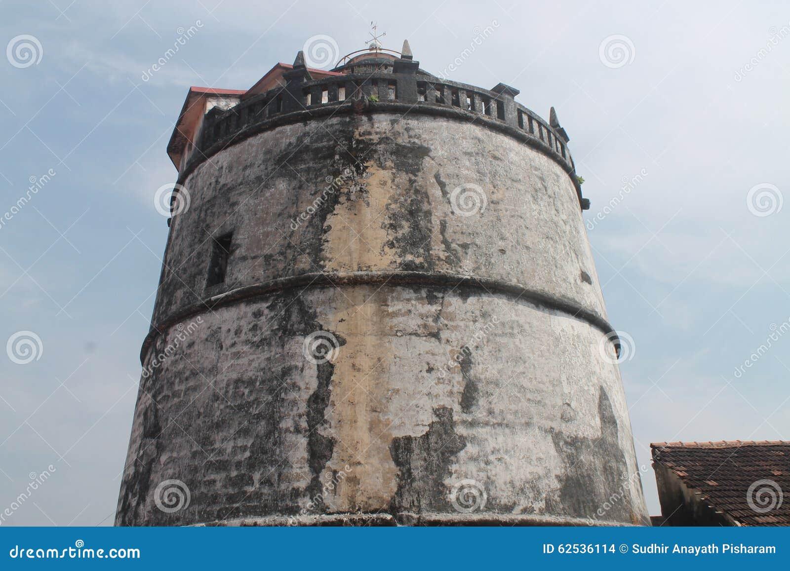 葡萄牙灯塔- 17世纪