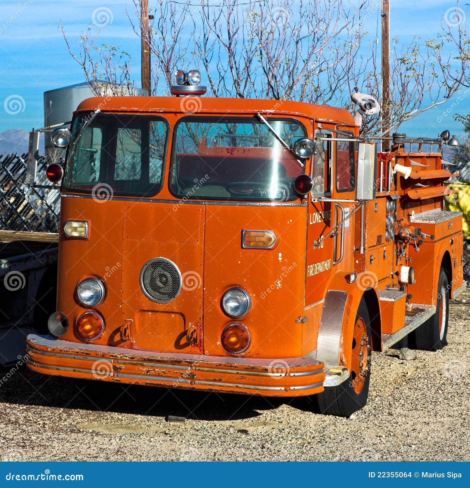 葡萄酒消防车