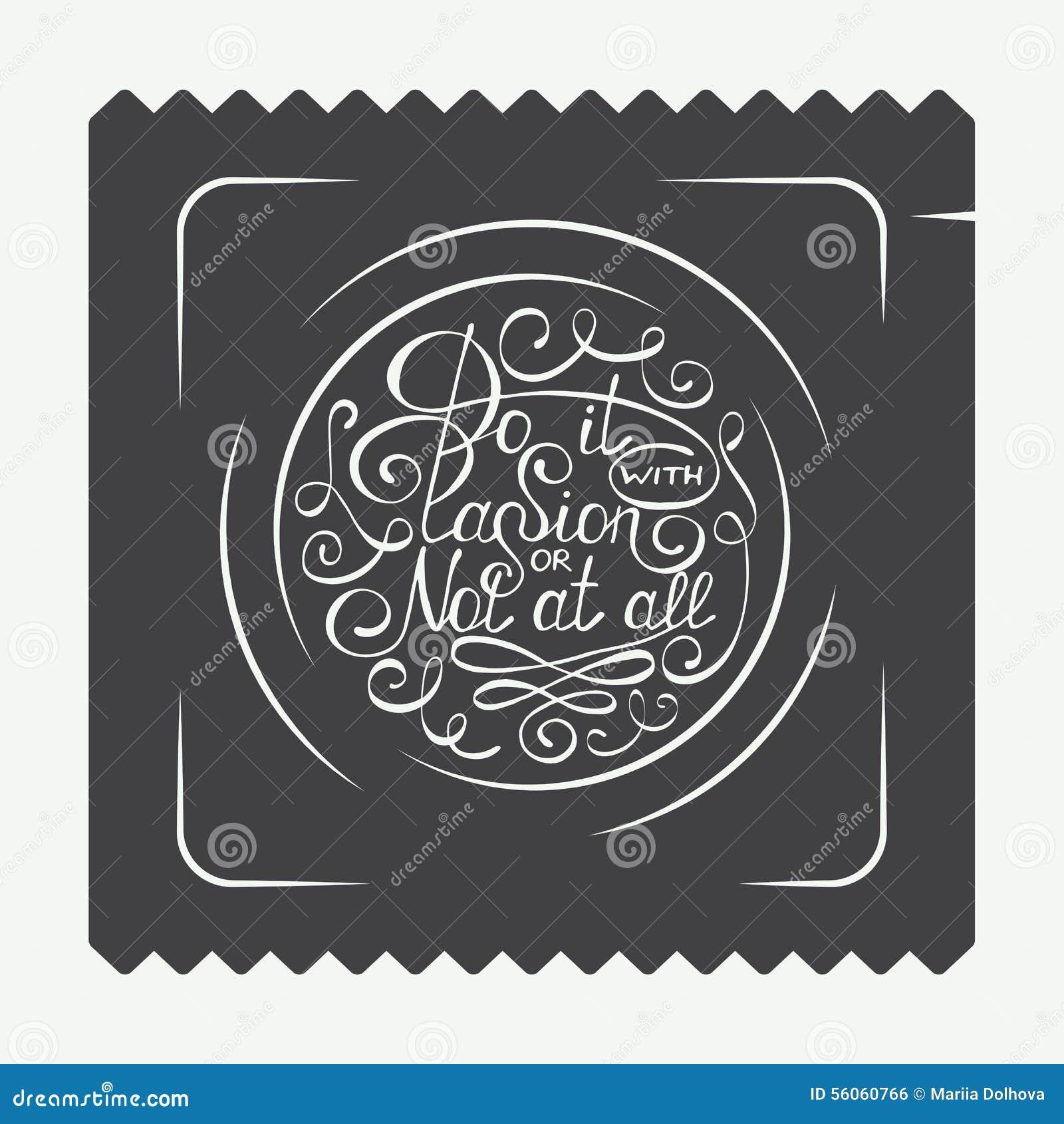 葡萄酒避孕套标签、商标或者徽章与手拉的印刷术设计元素 做它充满激情或不在圈子