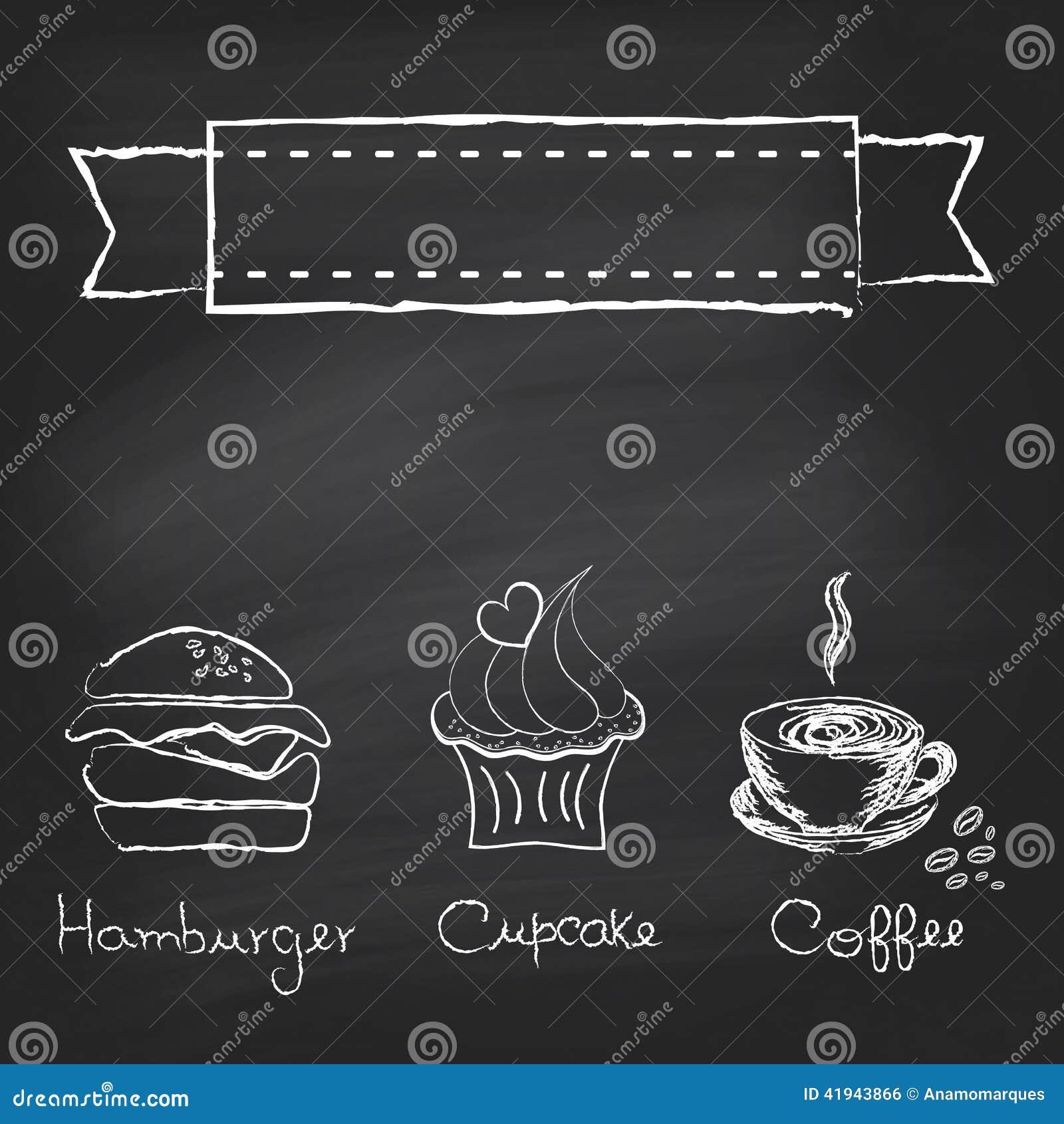 葡萄酒黑板菜单