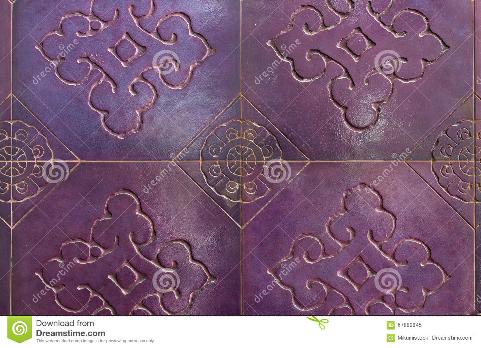 葡萄酒紫色陶瓷砖背景