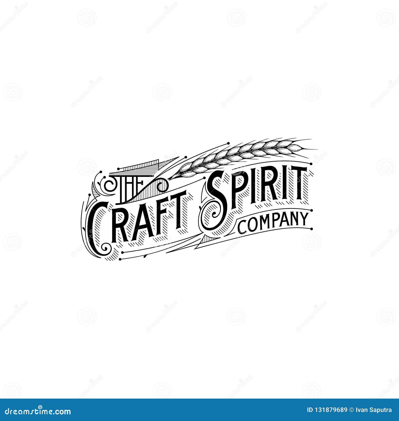 葡萄酒typorgraphy商标设计启发,艺术装饰传染媒介