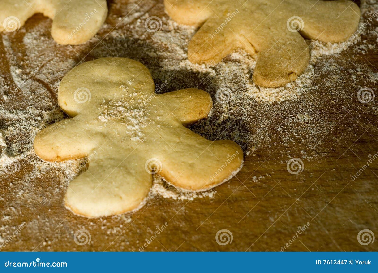 董事会曲奇饼木的姜饼人
