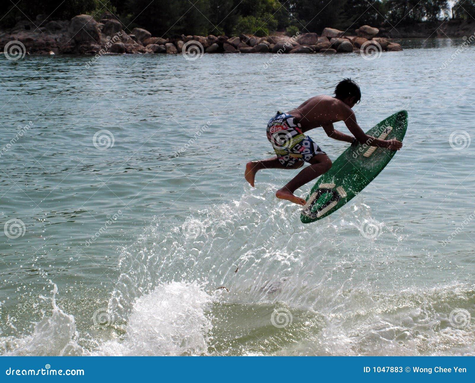 董事会表面层冲浪的通知
