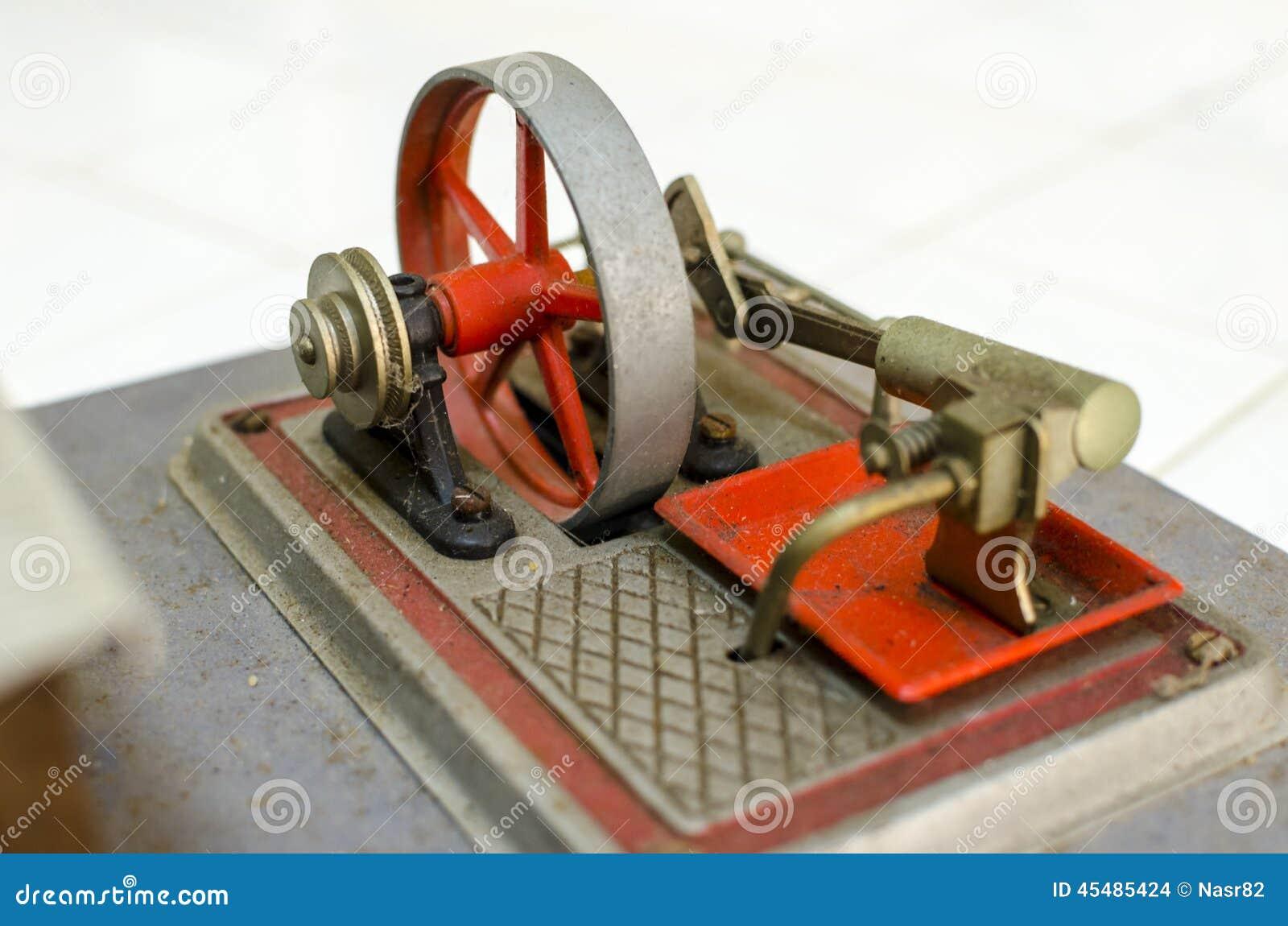 蒸汽引擎模型成套工具