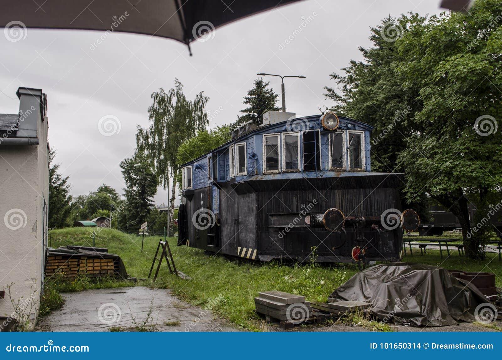 蒸汽机车,铁路