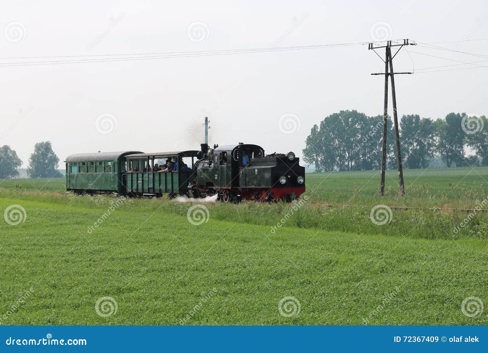 蒸汽机车-吹风者