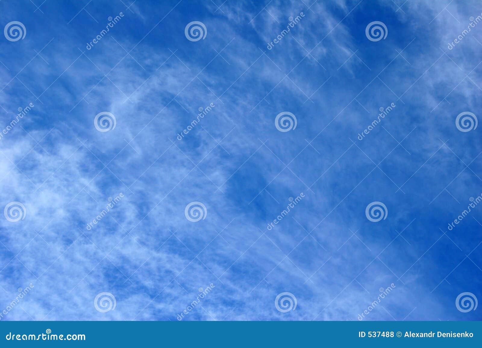 Download 蓝天 库存照片. 图片 包括有 蓝色, 柔软光滑, 背包, 纹理, 地图集, 气候, 天气, 云彩, 天堂, 蓬松 - 537488