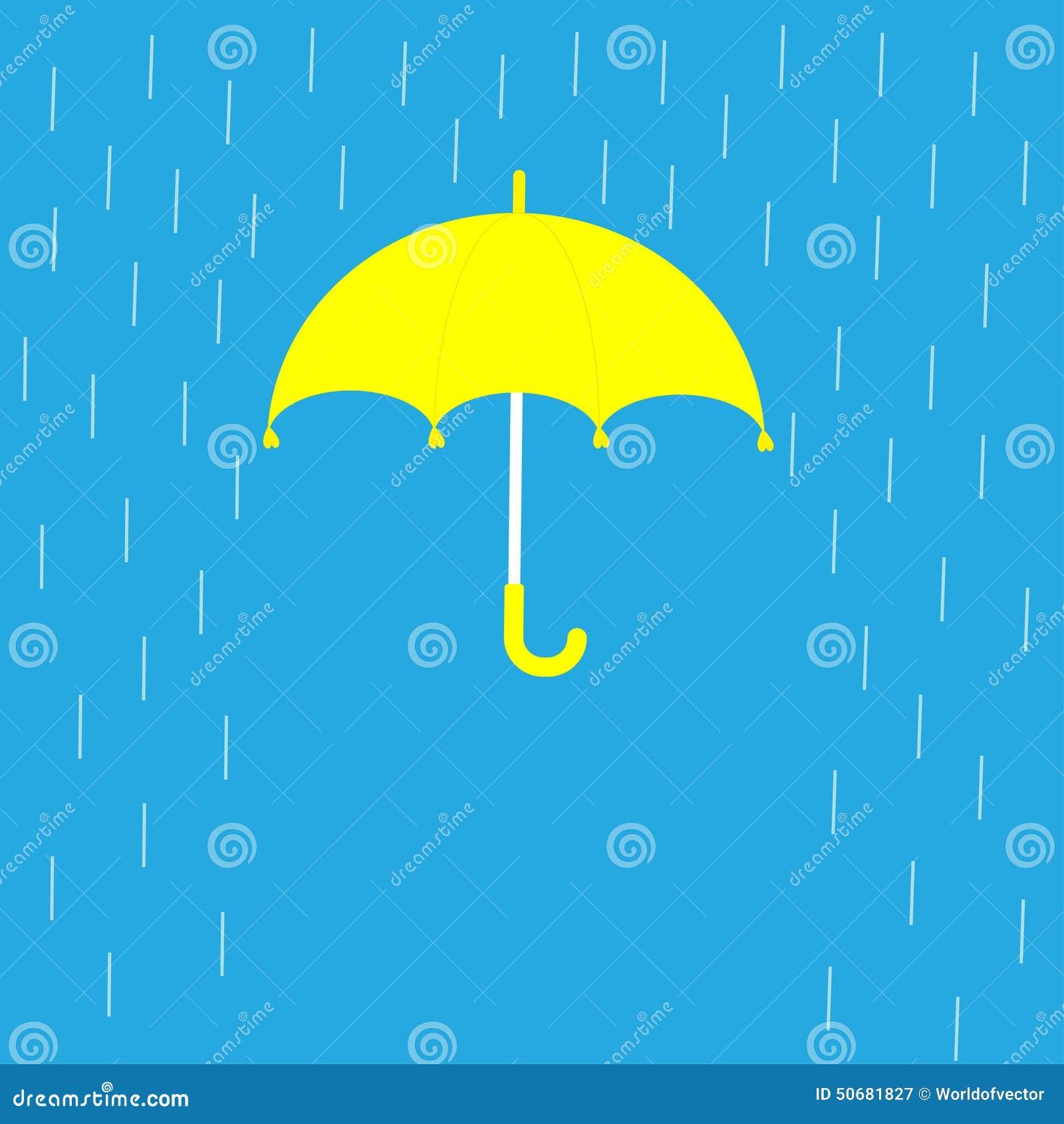 Download 蓝色伞和雨线 模板 平的设计 向量例证. 插画 包括有 自治权, 背包, 例证, 气象学, 多雨, 风雨棚 - 50681827