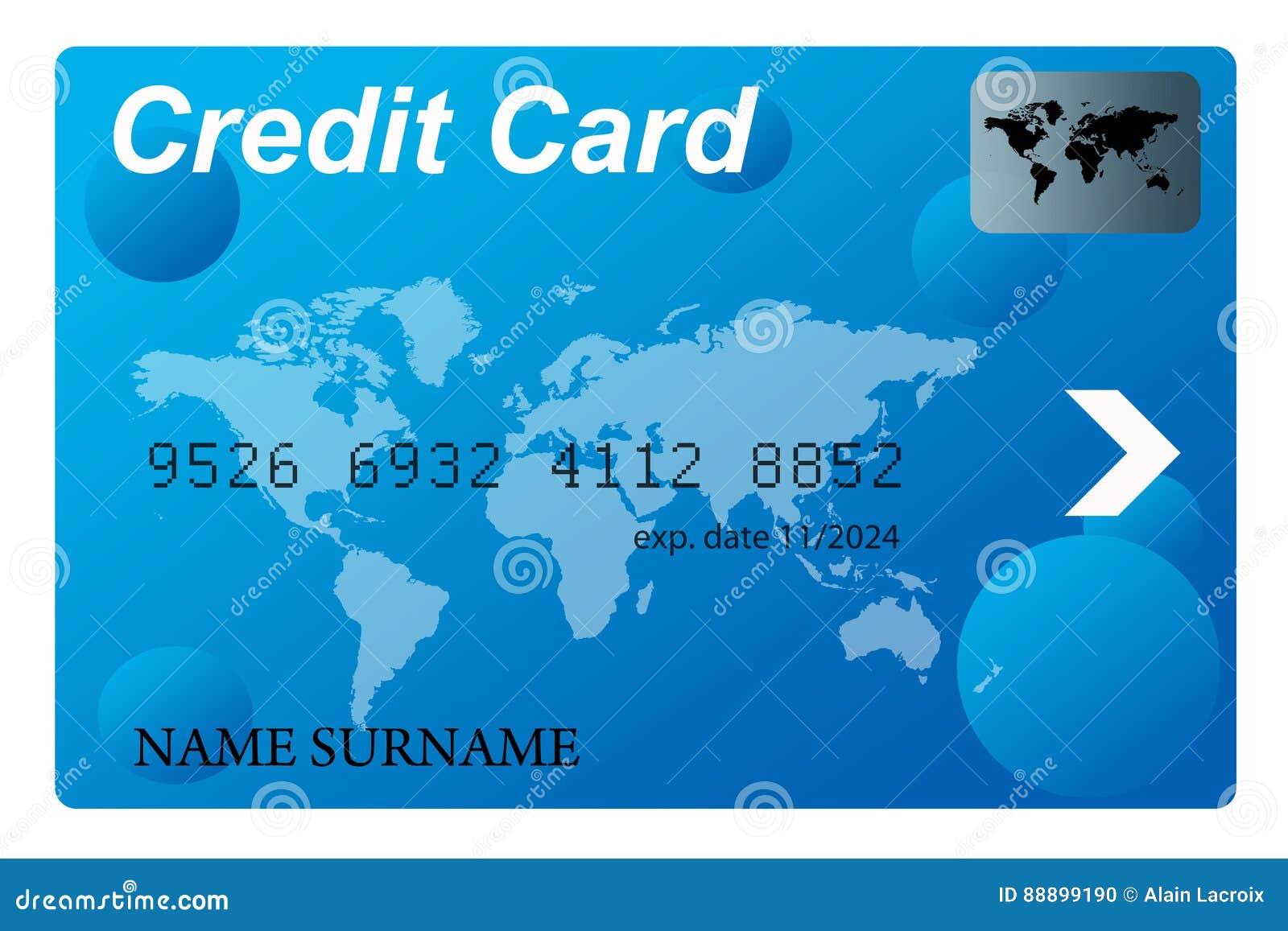 蓝色信用卡银行业务