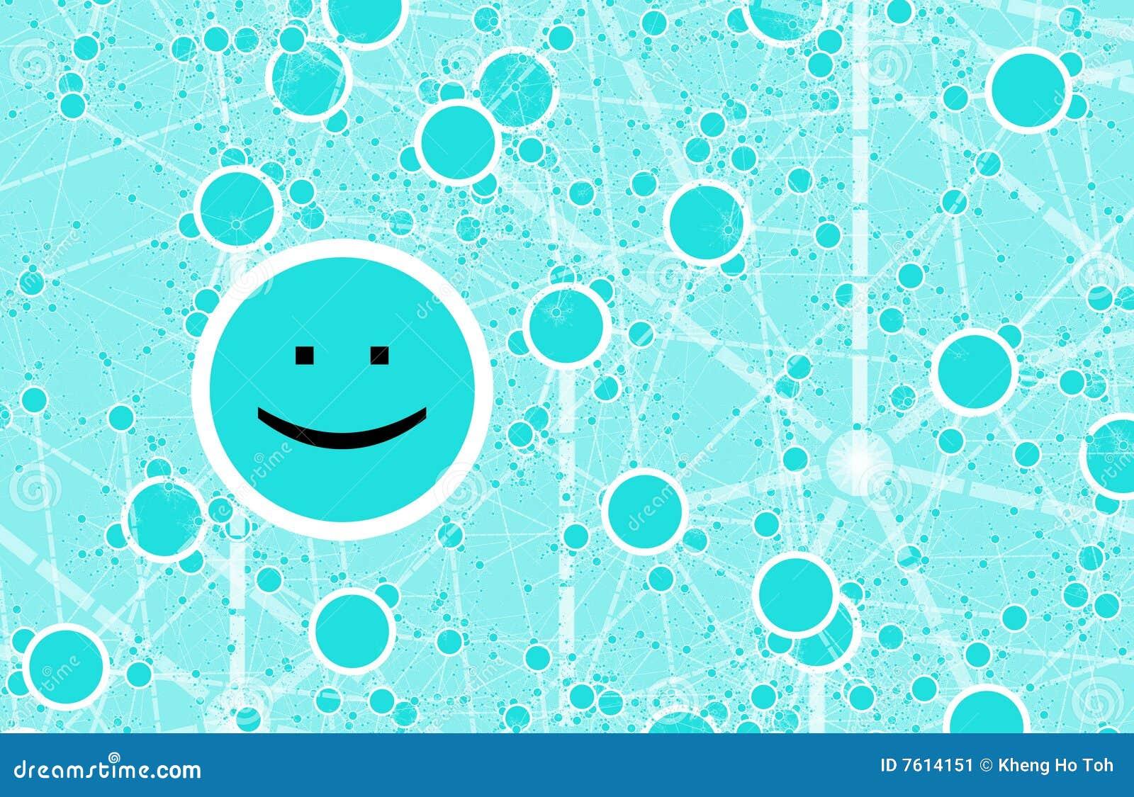 蓝色圈子在线朋友网络社交