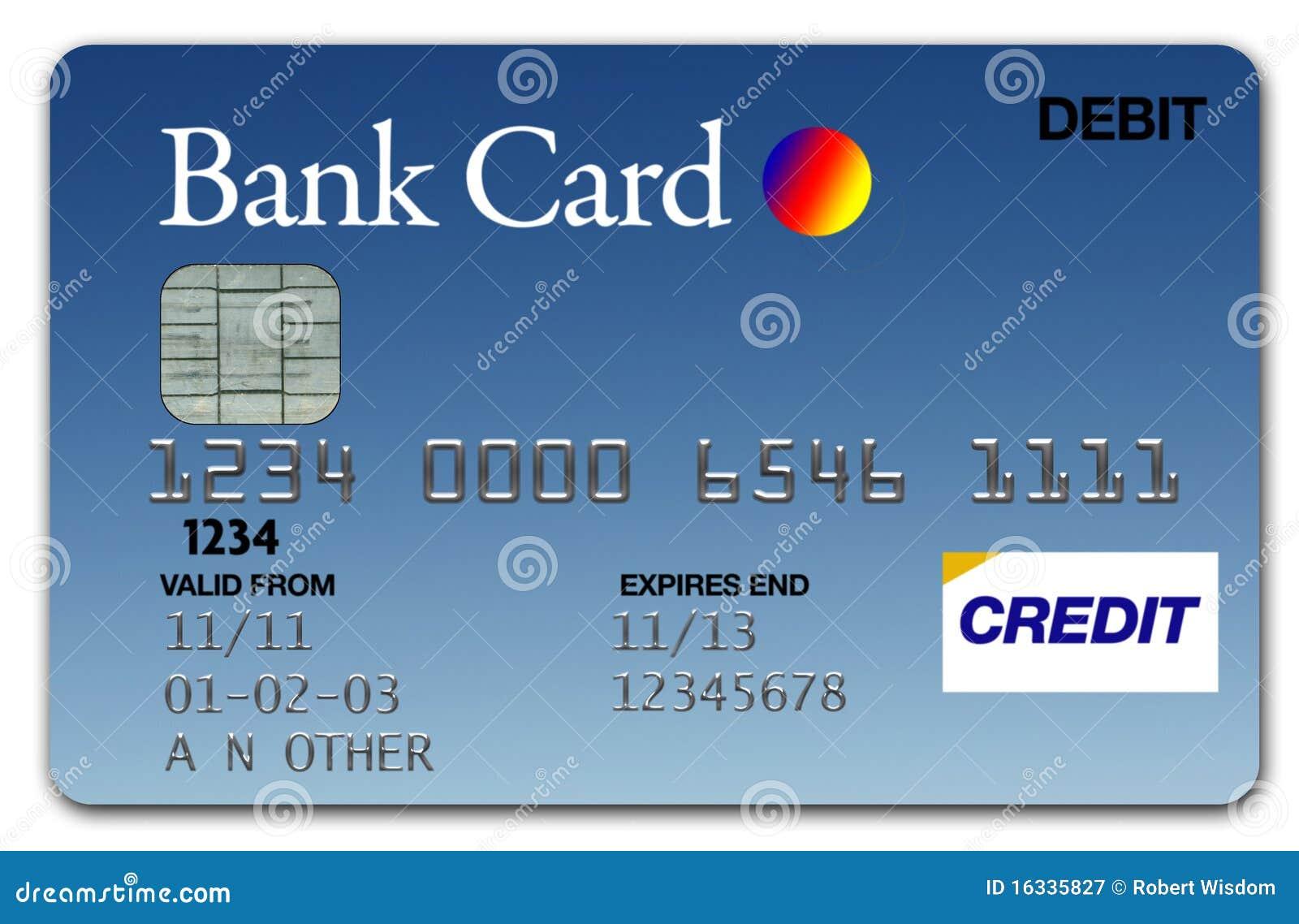 蓝色看板卡签证