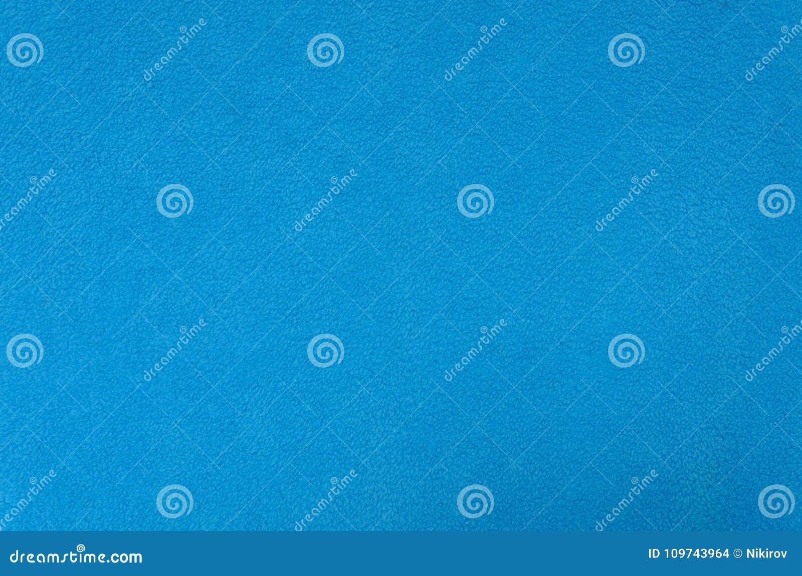 蓝色羊毛纹理