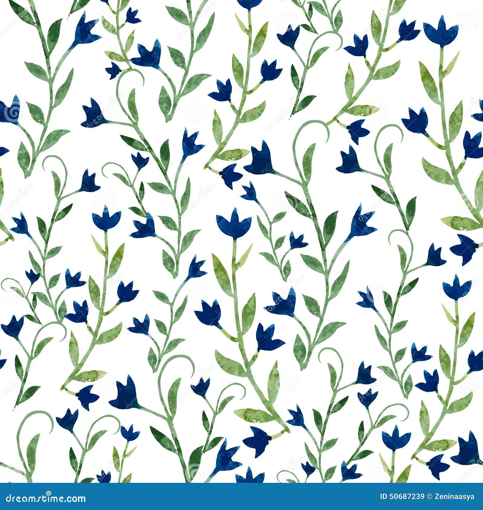 Download 蓝色花 向量例证. 插画 包括有 纸张, 蓝色, 模式, 纹理, 开花, 本质, 装饰, 图画, 花卉, 葡萄酒 - 50687239