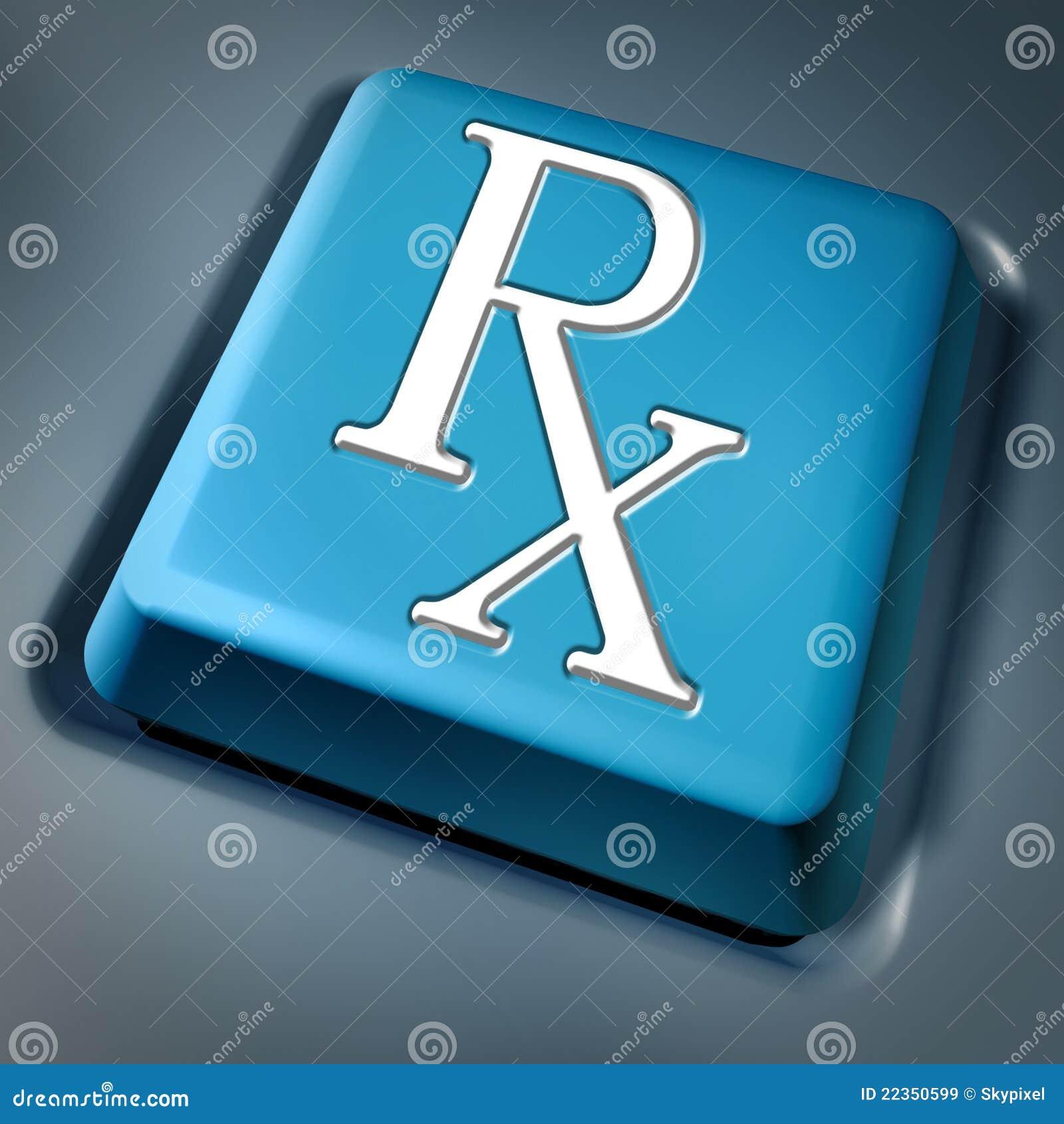 蓝色计算机键盘规定rx